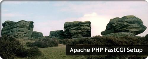 Windows Apache PHP FastCGI