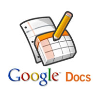 Google Worksheet