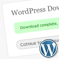 WordPress Downloader