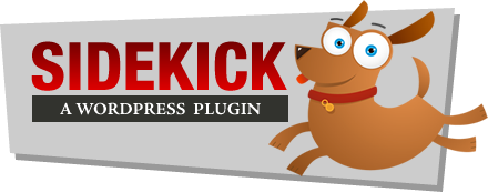 Sidekick WordPress Plugin